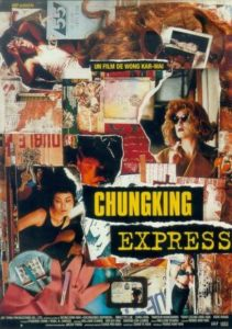 Chungking Express (Chung Hing sam lam) de Wong Kar-Wai (1994)