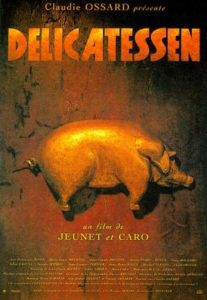 Delicatessen de Jean-Pierre Jeunet, Marc Caro (1991)