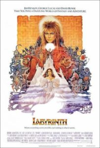 Laberinto (Labyrinth) de Jim Henson (1986)
