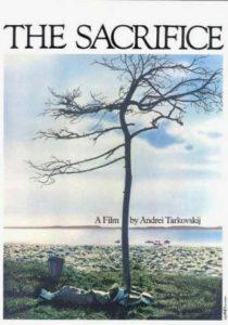 El Sacrificio (Offret) de Andrei Tarkovsky (1986)