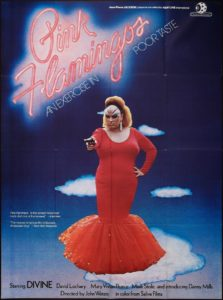 Pink Flamingos de John Waters (1972)