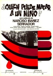 ¿Quién puede matar a un niño (Who Can Kill a Child) de Narciso Ibáñez Serrador (1976)