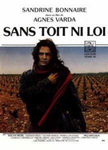 Sin techo ni Ley (Sans toit ni loi) de Agnes Varda (1985)