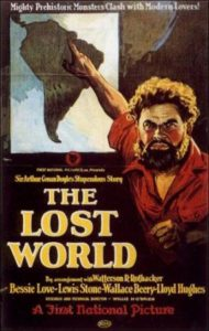 El Mundo Perdido (The Lost World) de Harry O. Hoyt (1925)