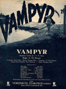 Vampyr, la bruja vampiro de Carl Theodor Dreyer (1932)